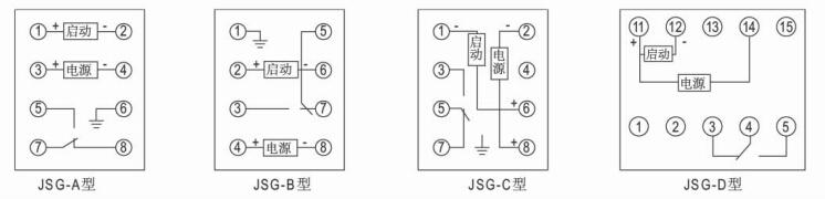 霸龙m43闪光器接线图