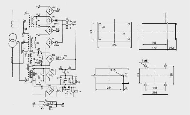 电路 电路图 电子 工程图 户型 户型图 平面图 原理图 634_385