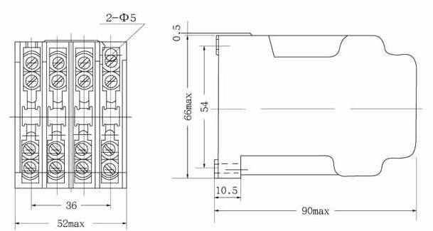 jz7-44中间继电器