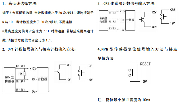 jdm12a电子计数器