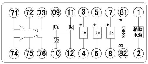 jng-1逆功率继电器