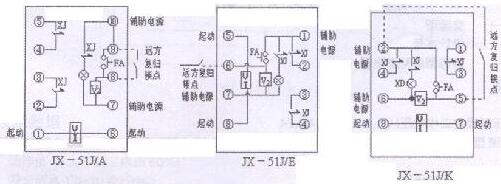 信号继电器     电压型额定工作电压(v):220