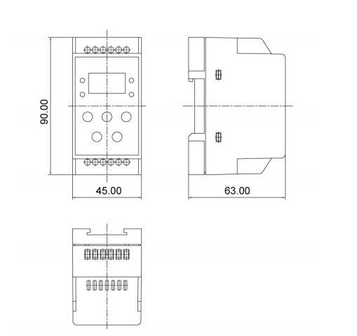 上海约瑟ueg/c-1h1d双稳态中间继电器