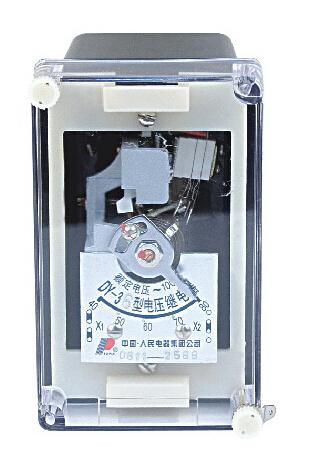 dy-30系列电磁式电压继电器