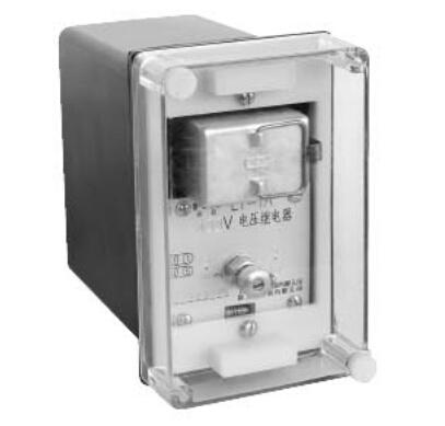 电磁式电压继电器